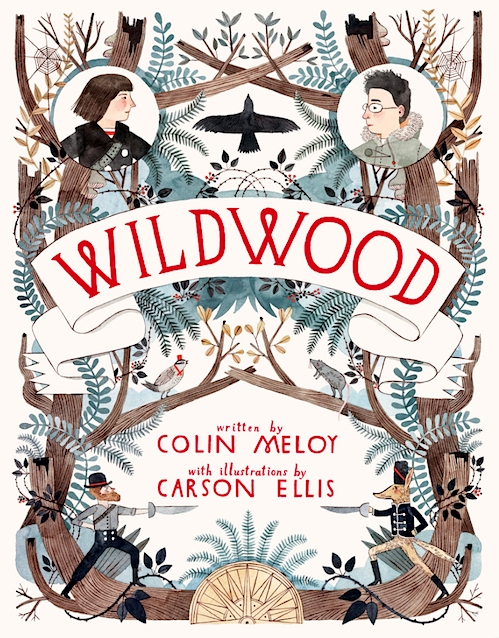 Image result for wildwood front cover
