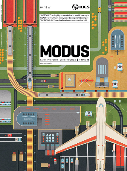 Modus Magazine - Cover Illustration AS-01