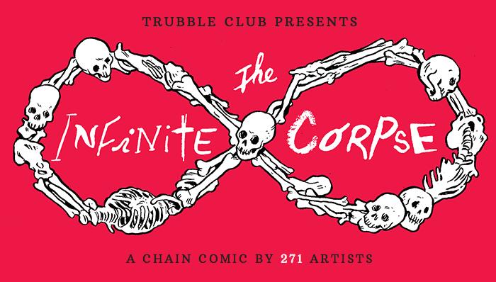Infinite Corpse Logo