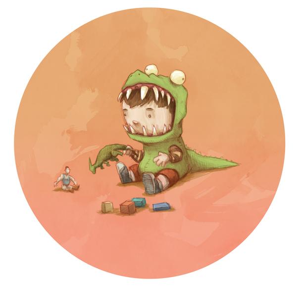 A1_DinoKid