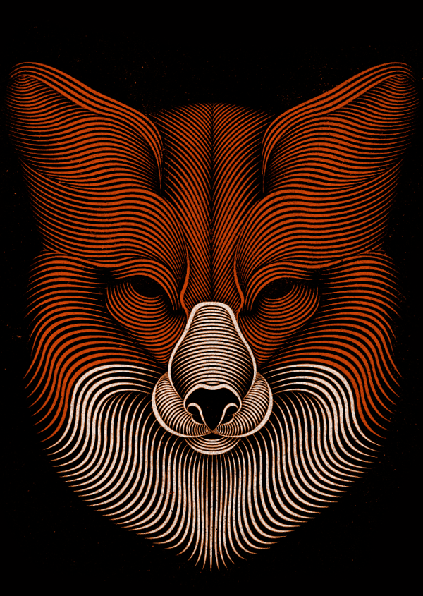 Line Art In Illustrator : The stunning line work of patrick seymour illustration age