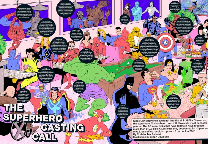 Steph Davison BBW Superhero