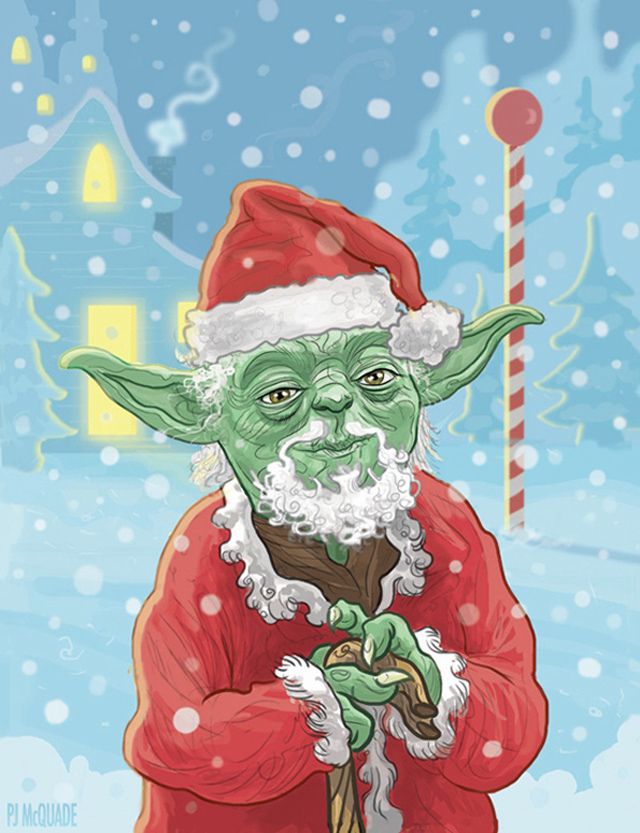 yoda-santa-claus-star-wars-christmas-card-pj-mcquade-600