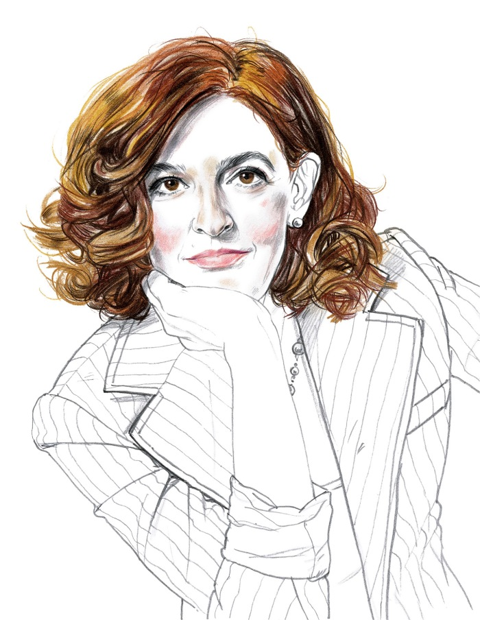 Headshot of Pamela Meyer