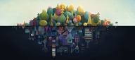 Breathtaking Illustrated Short Film by Burcu & Geoffrey