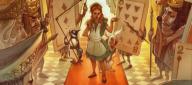 Alice in Wonderland by Wylie Beckert