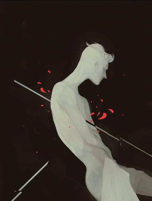illustrations by Samantha Mash