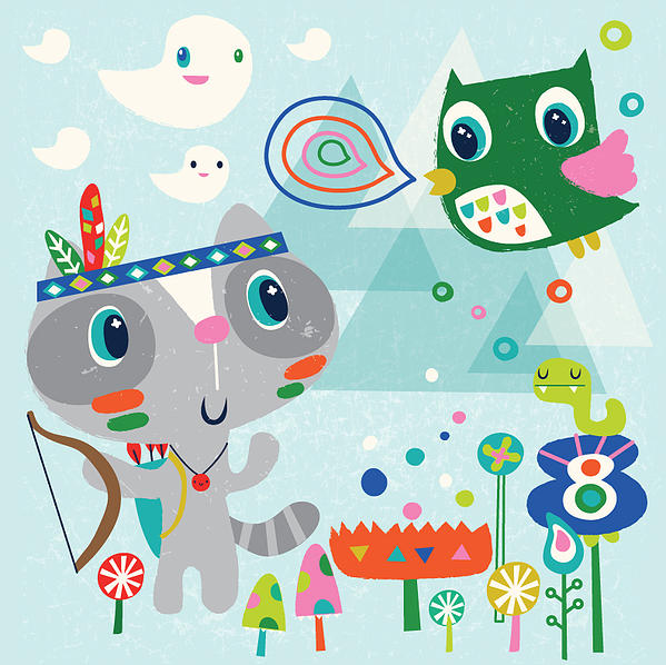 Silvia cheung s art will make you feel young again - Cuadros infantiles silvia munoz ...
