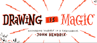 IA Talks Drawing and Magic with John Hendrix