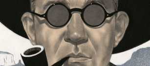 Intensely Moving Portrait of John Ford by Edward Kinsella
