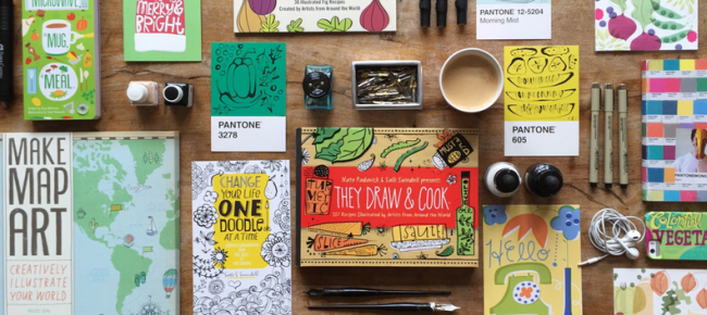 Build Your Freelance Illustration Business