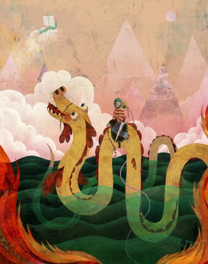 The-Sea-Dragon