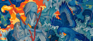 Recent Amazing Work by James Jean