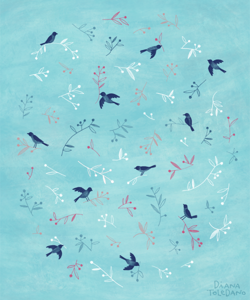 winter-birds-diana-toledano