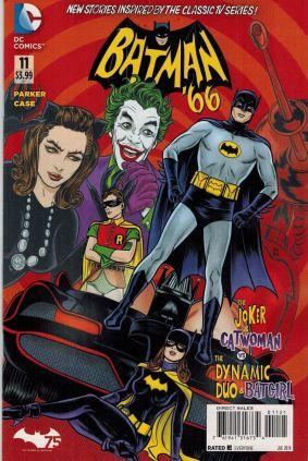 Batman-66-11-125-Mike-Allred-Variant-HTF-harley-Quinn-310988535790