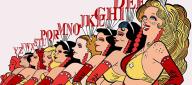 Cabaret Illustrations by Nuno Saraiva