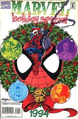 marvel-holiday-special-1994
