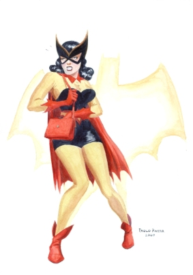 Batwoman by Paolo Rivera