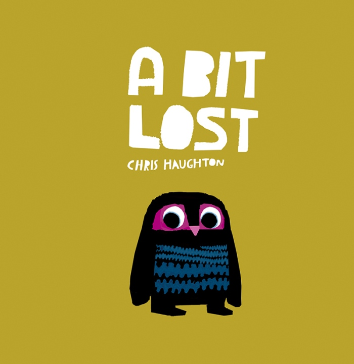 Chris Haughton A Bit Lost-cover