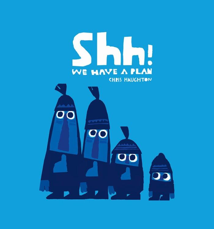 Chris haughton shhhh-cover1