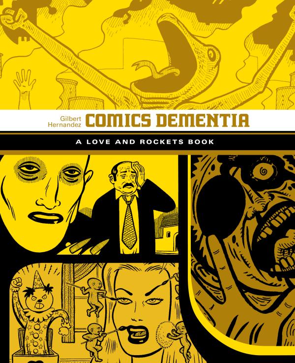 COMICS-DEMENTIA
