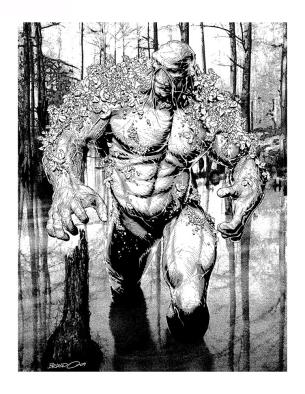 2009 - Swamp Thing