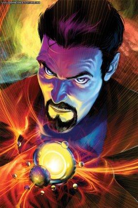 Doctor Strange Cover 5