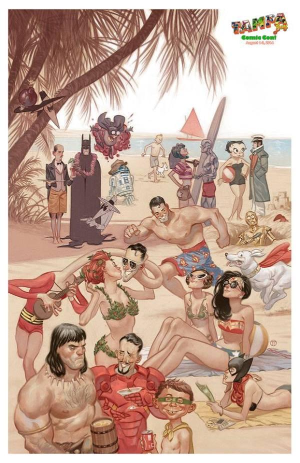 its-superhero-beach-party-art-by-julian-totino-tedesco