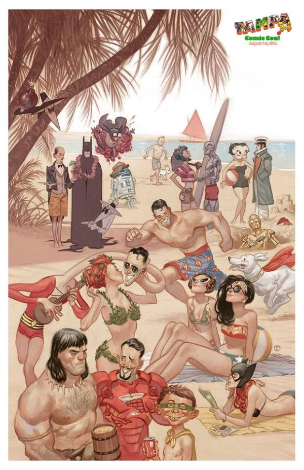 its-superhero-beach-party-art-by-julian-totino-tedesco