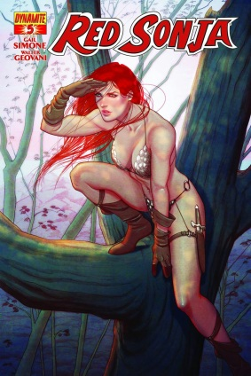 Red Sonja V2 #5 by Jenny Frison