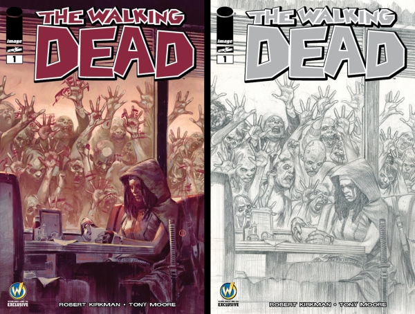 wizard-world-comic-con-fort-lauderdale-attendees-to-receive-145-the-walking-dead-1-limited-edition-exclusive-variant-cover-by-julian-totino-tedesco-october-2-4-2015-1