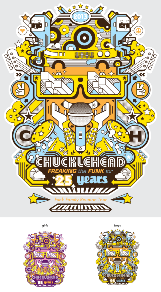 CHUCKLEHEAD_poster