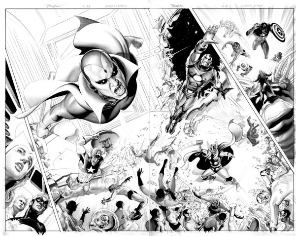Avengers Finale p20,21
