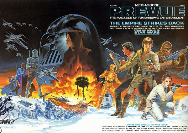 Jim_Steranko-Star Wars poster