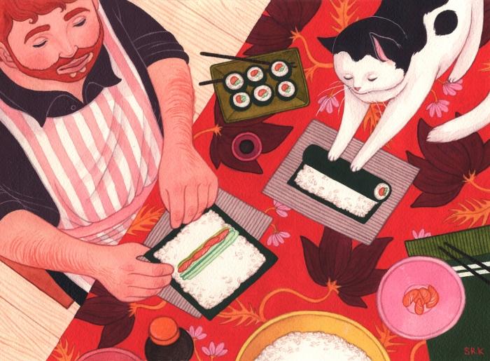 Sushi+Time