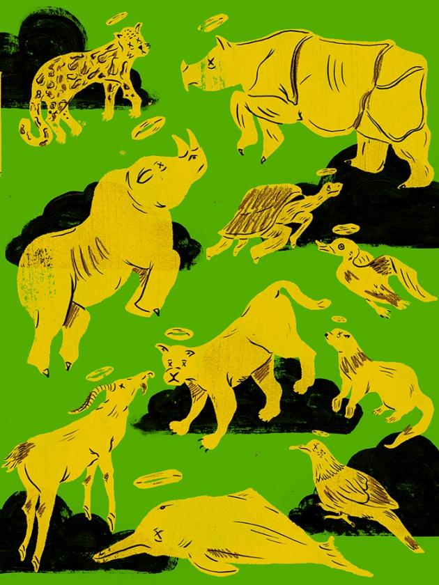 kwhipple_extinctanimals