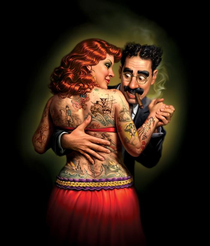 Lydia-the-Tattooed-Lady-