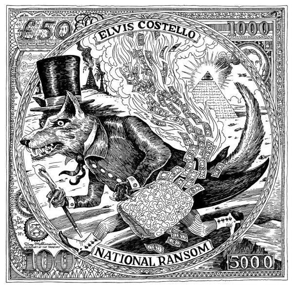Tony Millionaire National Ransom resized