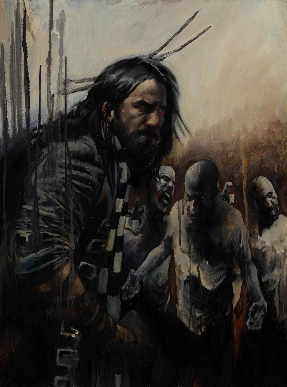 Comics Illustrator of the Week: Jason Shawn Alexander ...