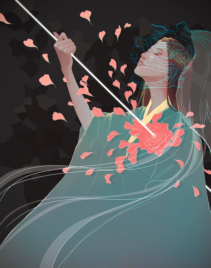 Illustration by Yodoka