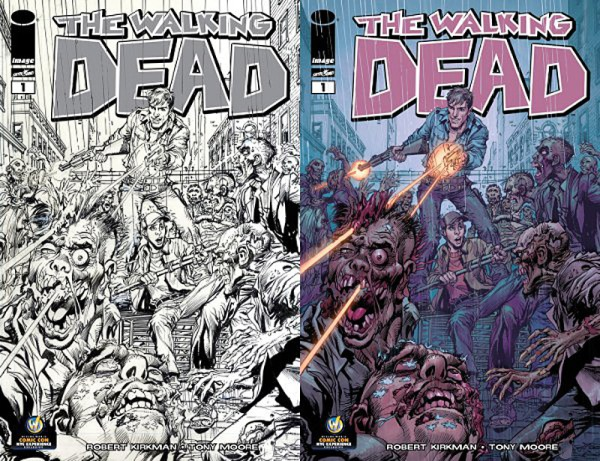 neal-adams-walking-dead-variant-comic-cover