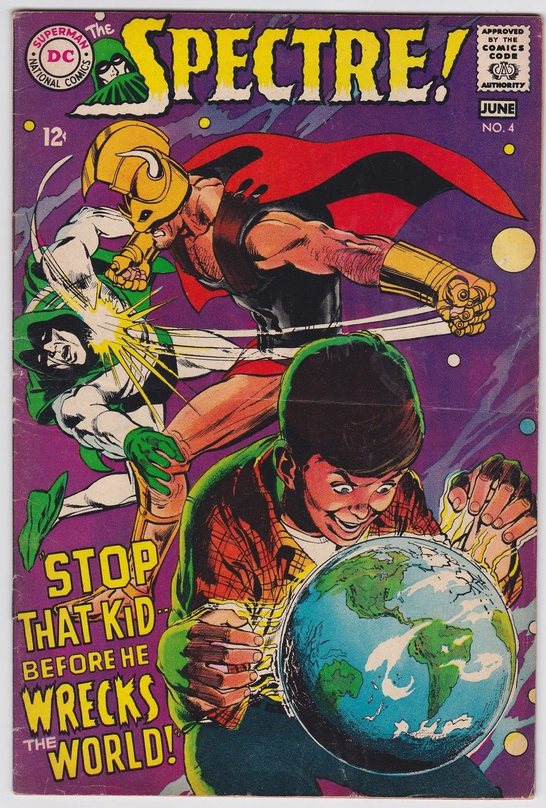 Comics Illustrator Of The Week: Neal Adams