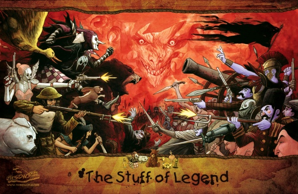 stuff-of-legend