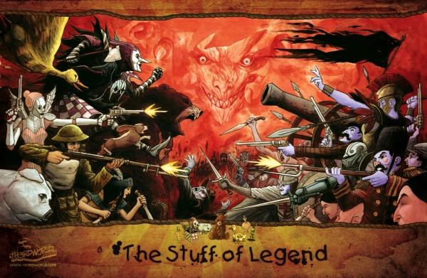 stuff-of-legend