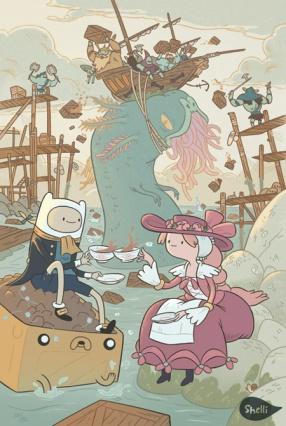 Comics Illustrators of the Week: Shelli Paroline & Braden ...