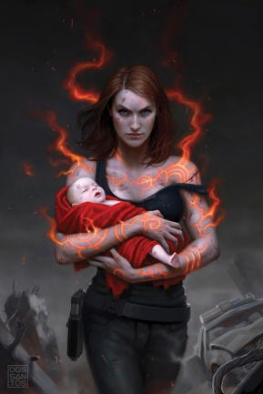 dan_dos_santos_vengeance_of_the_demon