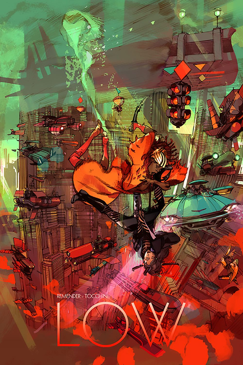 comics illustrator of the week  greg tocchini