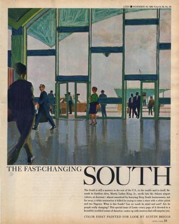 Look Magazine November 16th, 1964.