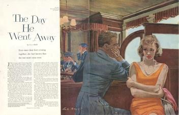 Saturday Evening Post 1965.