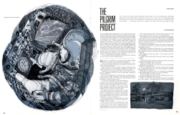 The Pilgrim Project. Saturday Evening Post. April 18th, 1964.